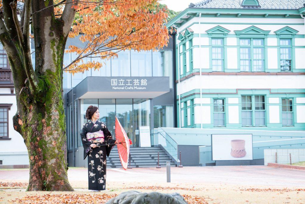 2020 MISS NADESHIKO NIPPON国立工芸館