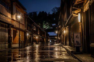 金沢夜景撮影教室