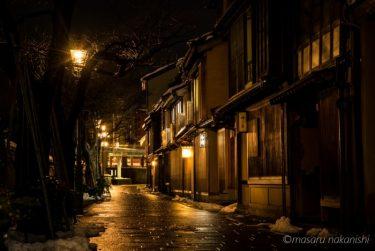 【初心者向け】金沢夜景カメラマンが教える夜景撮影のコツ